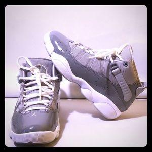 Jordan 6 Gray White